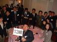 13組のテーブル